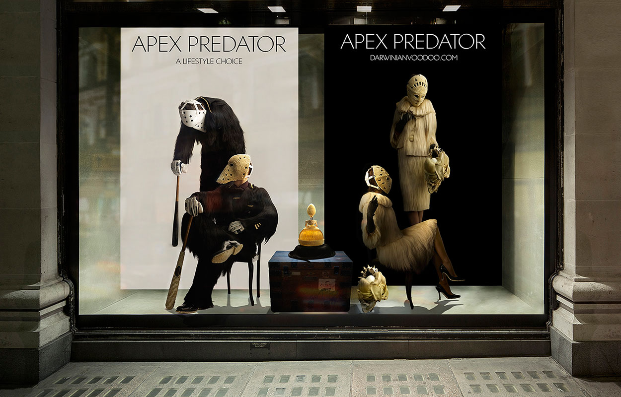 Darwinian Voodoo presents the Apex Predator