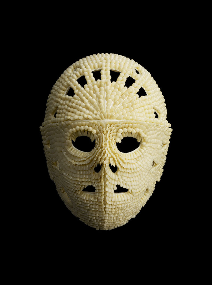 Apex Predator | Ceremonial Female Mask
