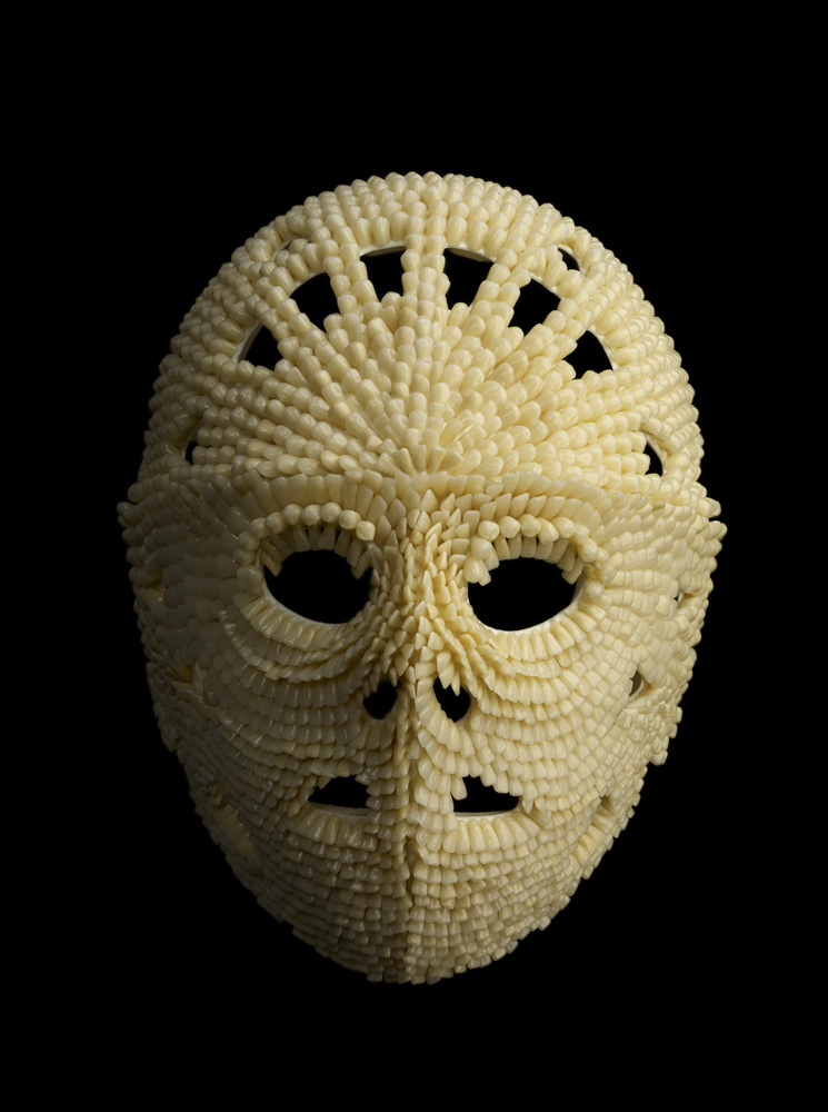 Apex Predator   Ceremonial Female Mask